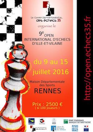 Open 35 - 2016