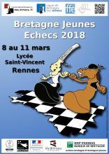 affiche Bretagne jeunes